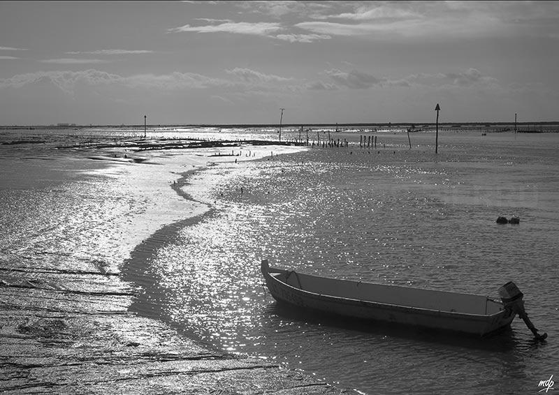 L-Aiguillon-sur-mer-n&b