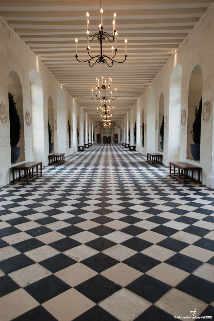 Chenonceau-salle