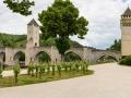 Cahors-pont-Valentre-pano